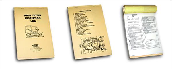 Bulldozer Inspection Checklist  Dozer Inspection Checklist