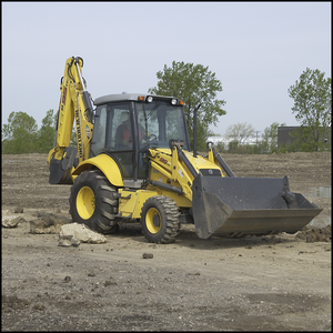 Backhoe Loader Safe Operating Techniques-DVD