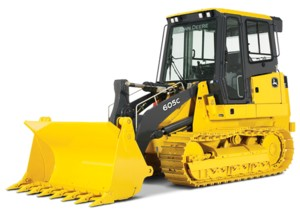 Crawler Loader Instructor Kit