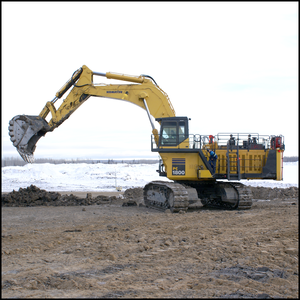 Crawler Excavator Maintenance & Transport-DVD