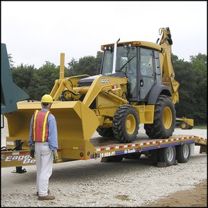 Transporting Construction Equipment-DVD-Spanish